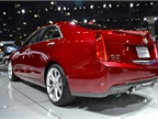 Engine options on the ATS include two four-cylinder choices and a V-6.