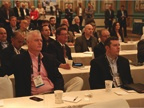 Attendees look on during a session at CAR 2017. Sessions included: