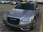 2015 Chrysler 300 Limited with all-wheel drive