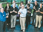 Chrysler fleet board meeting at Bobit Business Media headquarters with