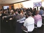 Dan Frank, president of Wheels Inc., led an industry-focused session