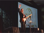 Doug Keeley, CEO, The Mark of a Leader, was the keynote presenter at