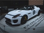 Jaguar highlighted new vehicles and prototype, concept vehicles, such