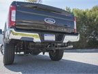 A 3.31 electronic locking rear axle helps ensure power goes to both
