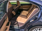 Rear seating accommodates two large adults.