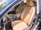 Lexus has dubbed this interior color Flaxen.