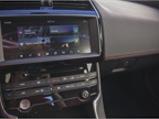 The XE can include the optonal InControl Touch Pro infotainment system