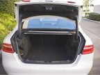 The XE s 15.9 cubic feet of cargo space can comfortably accommodate