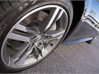 The A4 offers standard 17-inch wheels and optional 18-inch wheels