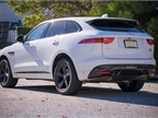 The F-Pace will compete with the Porsche Macan, BMW X3, and
