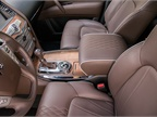 The driver s seat offers 10-way power and two-way lumbar control.