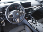 BMW has loaded up its new 5 Series with technology including gesture