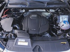 The 2.0L four-cylinder TSFI engine makes 252 hp and 274 lb.-ft. of