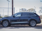 The Q7 is 199.6 inches in length.