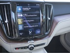 The 9-inch color touchscreen will be familiar to those who have driven