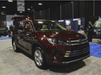 The Toyota Highlander Hybrid has fuel economy of 30 mpg city/28
