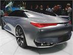 Infiniti s Q80 inspiration concept car