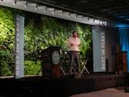 Ted Graham, head of Open Innovation at General Motors, spoke at the