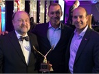 (l. to r.) 2016 Professional Fleet Manager of the Year George Survant,