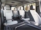 Here s a closer look at the seating in the three-row model.