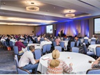 The keynote sessions were well attended, offering insights to big