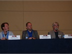 Among the presenters at the Fleet Safety Conference was HDT s Jim Park