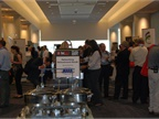 Networking was a key element of the conference.