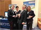 The folks from Geotab at the conference.