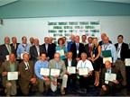 The Sustainability All-Star winners in attendance. You can read more