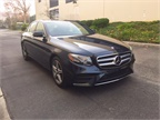 The fifth-generation E-Class is a sleeker sedan with a 150-pounds