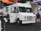 Morgan Olson has cooked up this new food-truck design. Photo: David