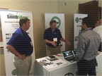 One of the companies exhibiting at the NETS conference was Smith