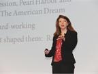 Helene Lollis, president of Pathbuilders, Inc., outlined generational