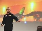 Lt. Col. (Ret.) Ralph WaldoWaldman flew fighter plansfor 23 years and