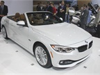 BMW s 4 Series Convertible coupe will be offered in 428i and 435i with