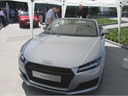 Audi is reintroducing the TT quattro for the 2016 model year.