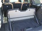 A hidden cargo area provides additional storage for flat items.