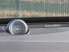A 1400-watt, 19-speaker Bowers & Wilkins sound system is optional