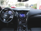 The car includes a 12.3-inch customizable display between the gauges