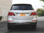 The GLE carries a base price of $52,500. Our tested model would retail