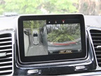 The Surround View camera system is available with the Parking Assist