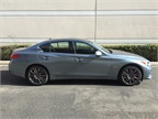 The Q50 Red Sport is 189.1 inches in length.