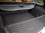 With the seats in place, the Grand Cherokee offers 36.3 cubic feet of