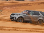 The Sand mode is best for soft, dry ground such as sand dunes and