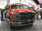 The 2019 Silverado 6500HD is one of three new medium-duty trucks from Chevrolet.
