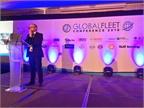 Ivor Johnson, global fleet procurement for Pfizer, presented a case