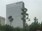 The conference was held at Brussels  famous The Hotel, a fixture in