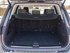 Rear cargo space comes in at 32.1 cubic feet and 64 cubic feet with