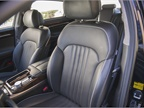 Nappa leather seating surfaces line the interior.