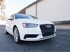 Audi offers its A3 TDI sedan in Premium, Premium Plus, and Prestige